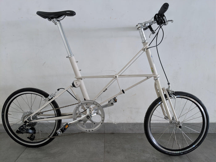 Moulton TSR 9+ - Old English White