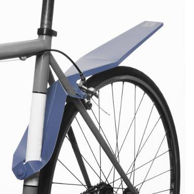 Full Windsor Quickfix Mudguard - Blue