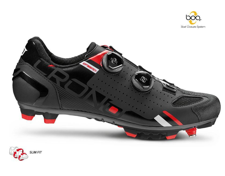 Crono CX2 MTB Shoes - Black