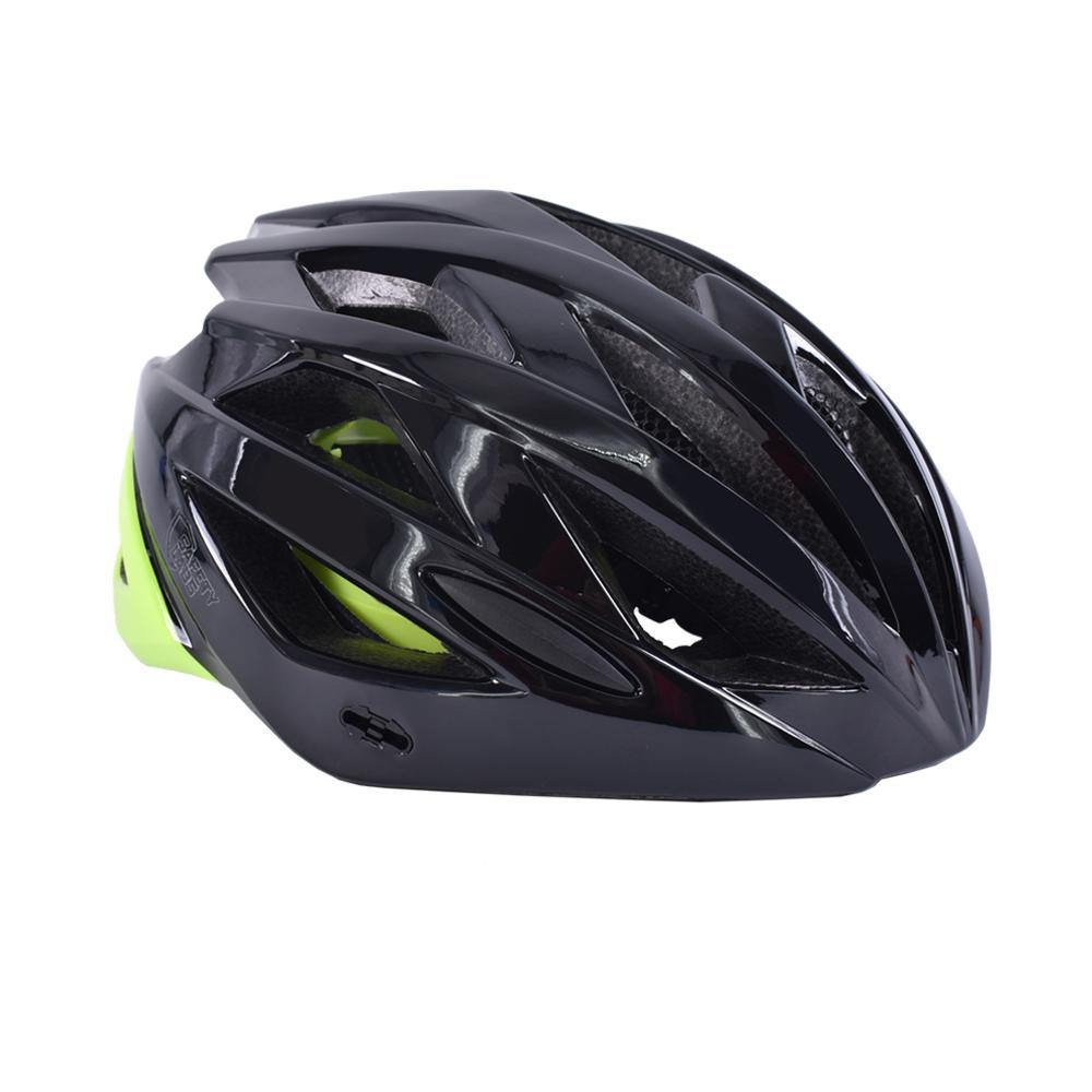 Safety Labs Juno Helmet - Black/Yellow