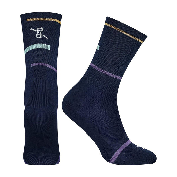 Peloton de Paris Laser PLTN Socks - Navy