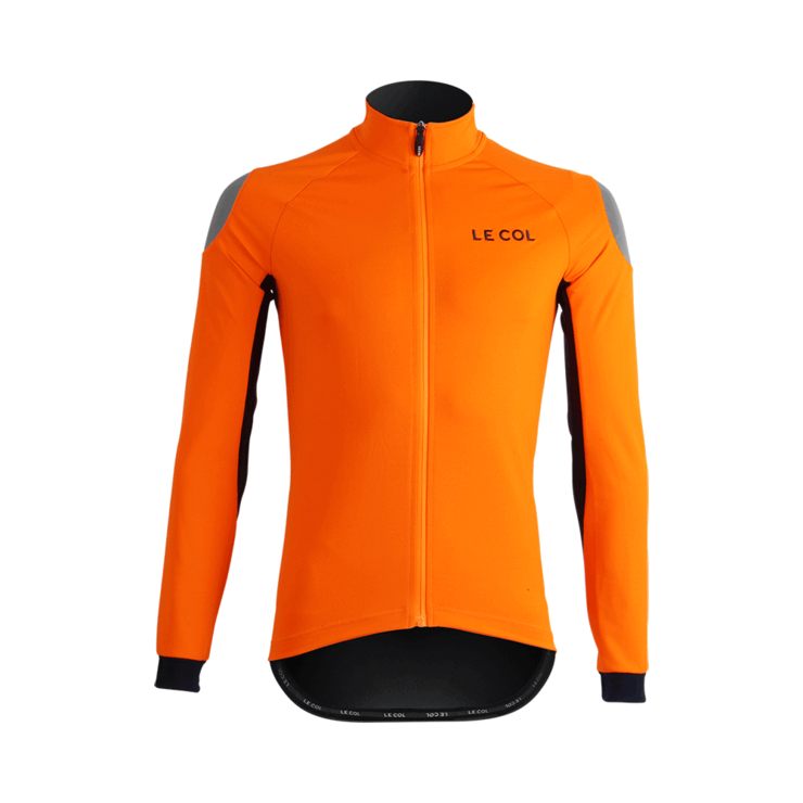 Le Col Pro Jacket - Orange