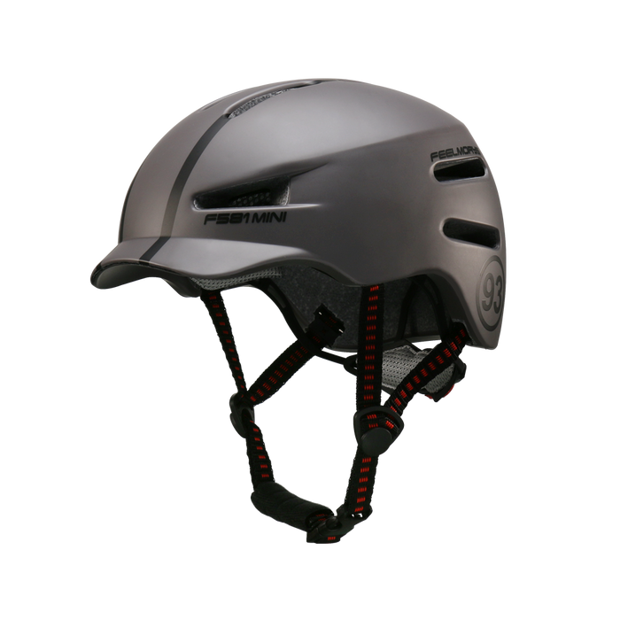 Feel Morys Helmet - Matt Dark Coffee