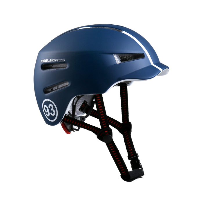 Feel Morys Helmet - Matt Navy