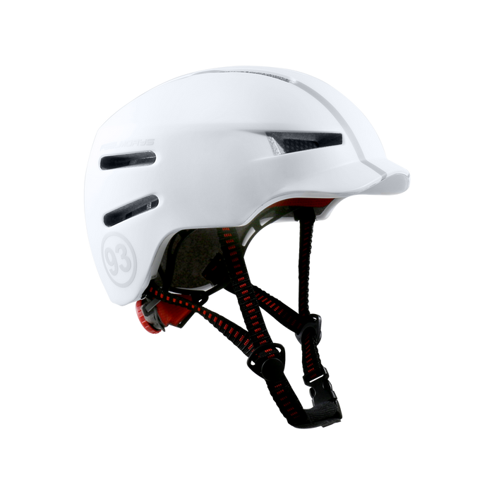 Feel Morys Helmet - Matt White