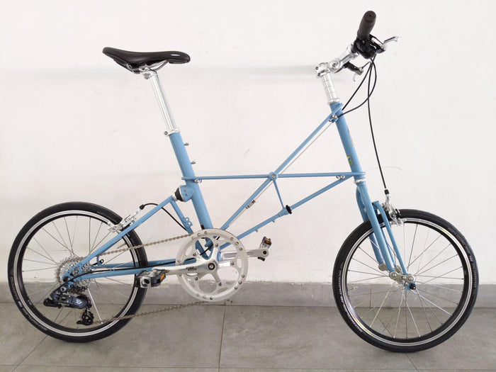 Moulton TSR 9+ - Powder Blue