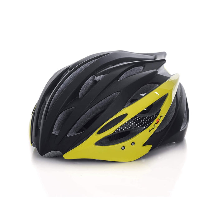 Funkier Mars Helmet - Black/Yellow