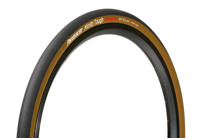 Panaracer Minits Tough (20x1.25 / 32-406) - Black/Brown