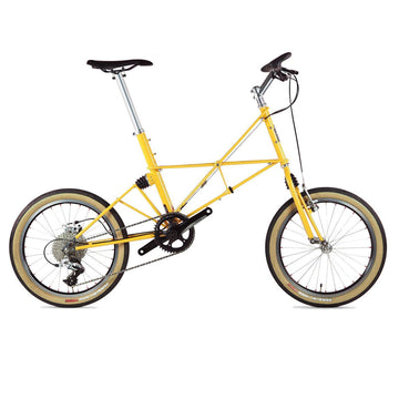 Moulton XTB Limited Edition - Camel Yellow - SpinWarriors
