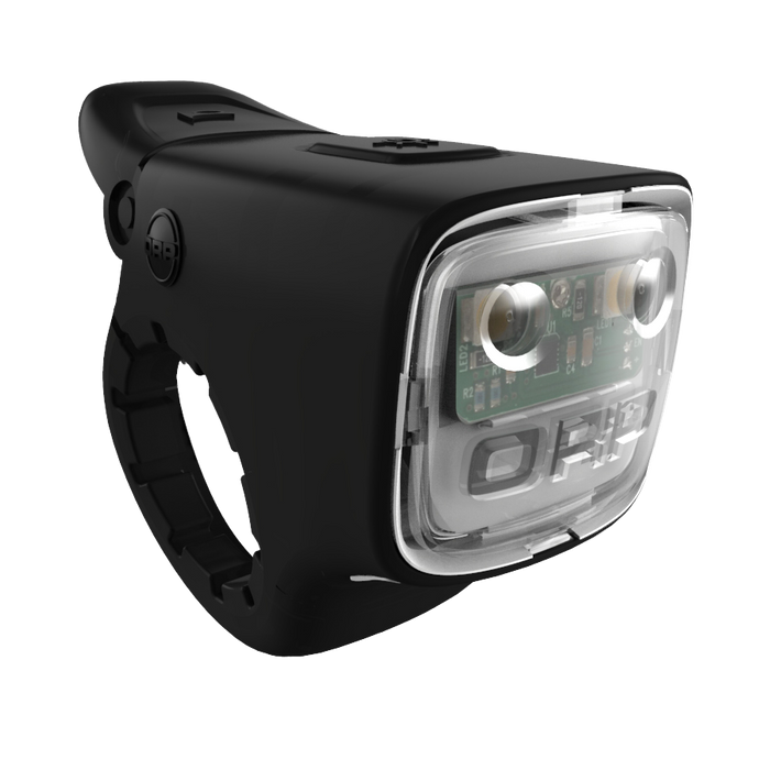 ORP Smart Horn & Beacon Light - Asphalt Black