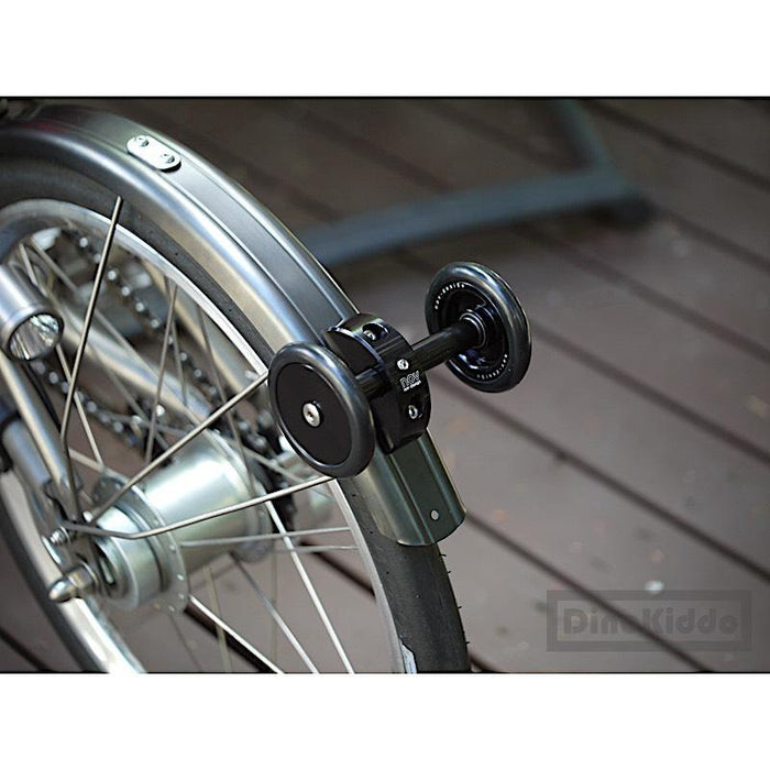 NovDesign Brompton L-Type Wheel Mount - Black
