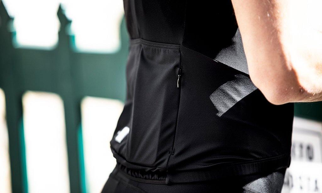PEdALED Heiko Jersey - Black