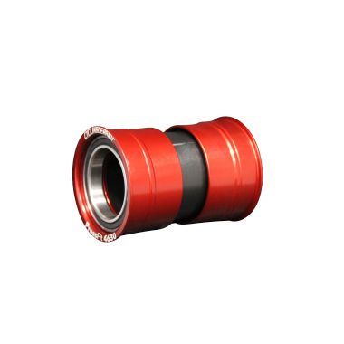 CyclingCeramic PF30 Bottom Bracket - Red