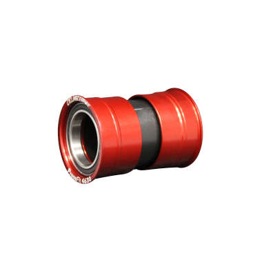 CyclingCeramic EVO386 Bottom Bracket - Red