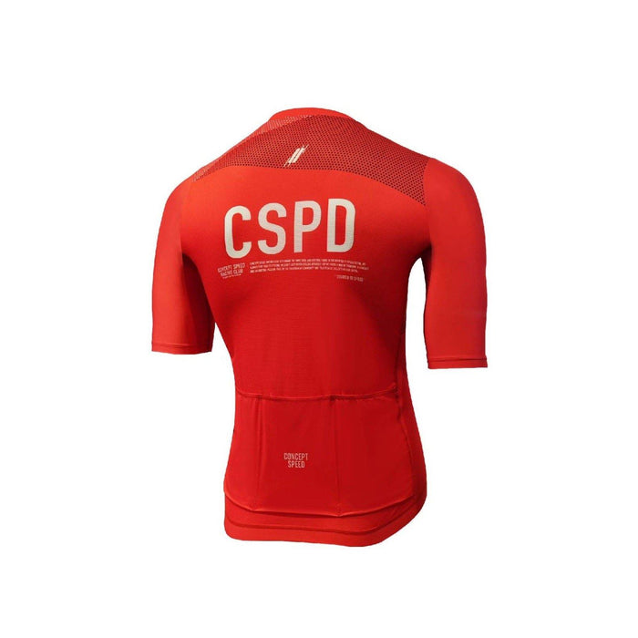 Concept Speed (CSPD) Grand Tour Jersey - Red Vuelta