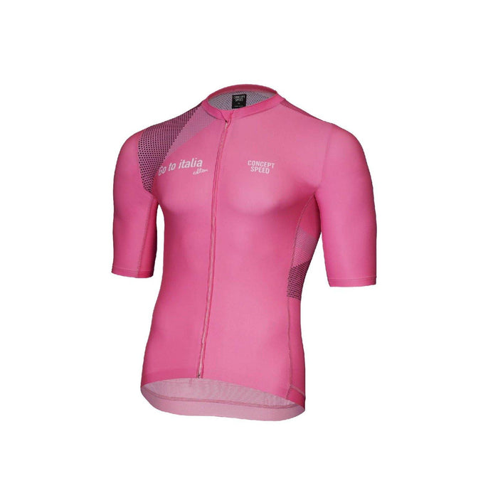 Concept Speed (CSPD) Grand Tour Jersey - Pink Giro