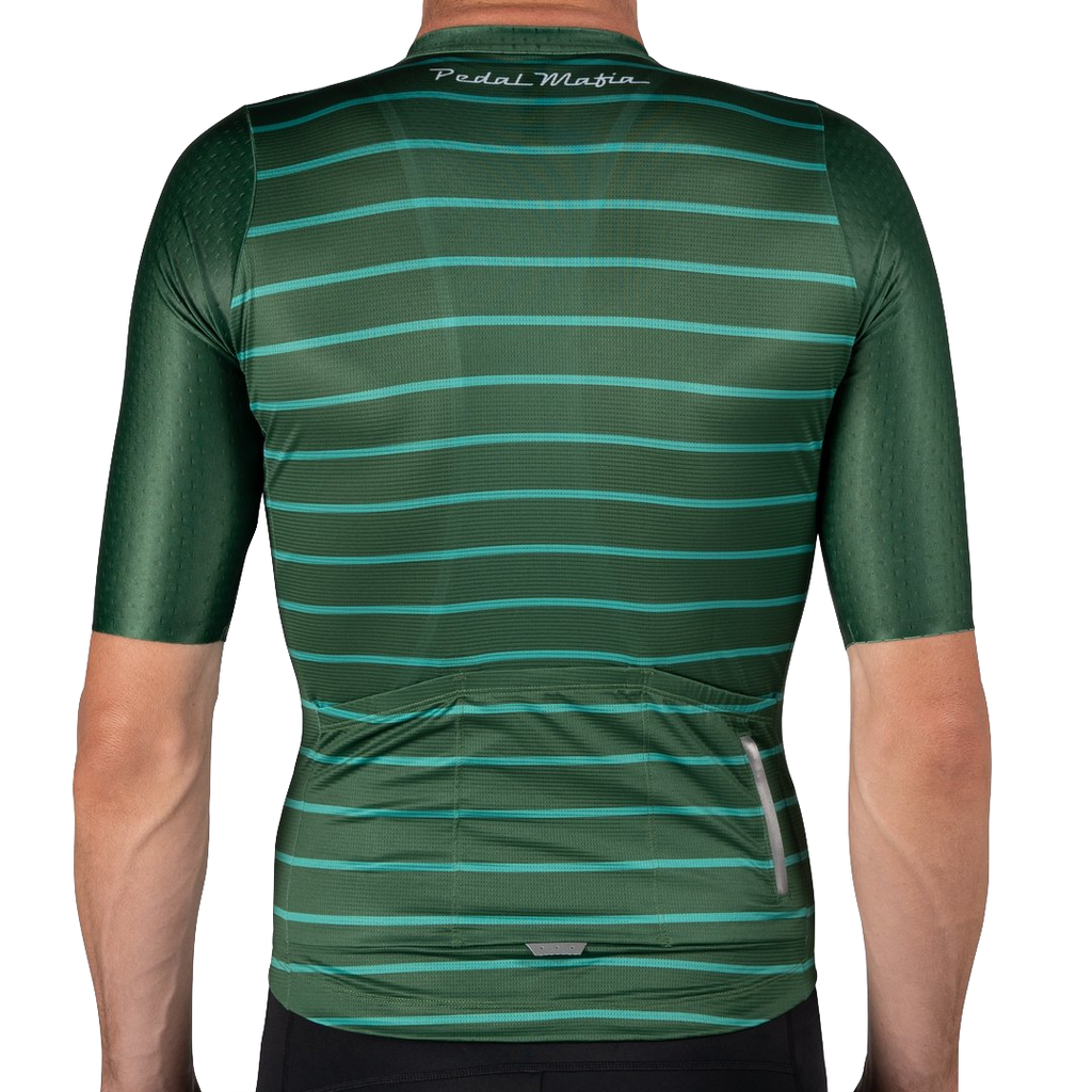 Pedal Mafia Artist Series Jersey - British vs Green