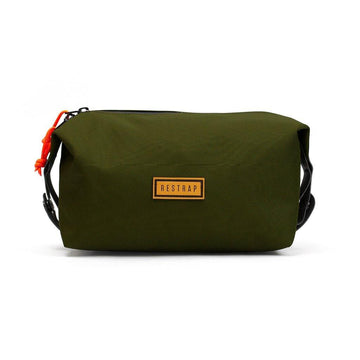 Restrap Wash Kit Bag - Olive - SpinWarriors