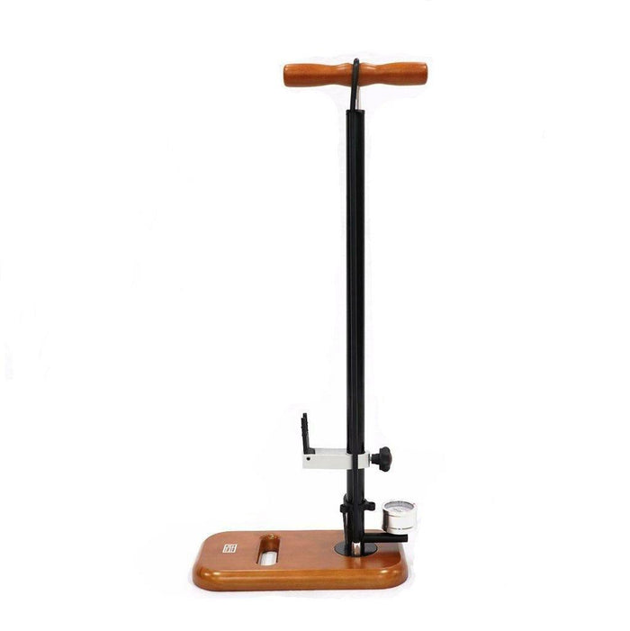 Galaxy Global Floor Pump - Black