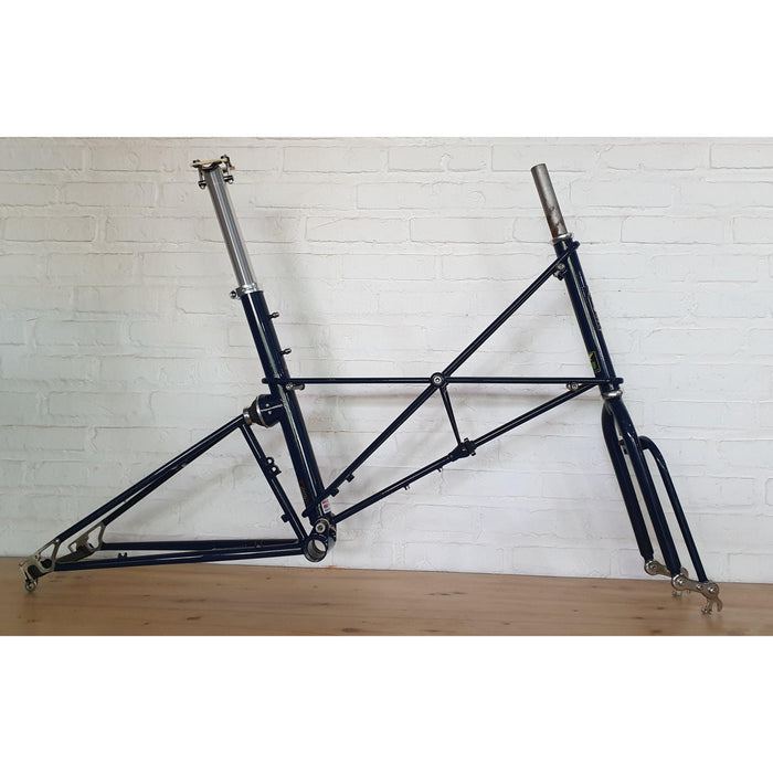 Moulton SST Frameset - Oxford Blue