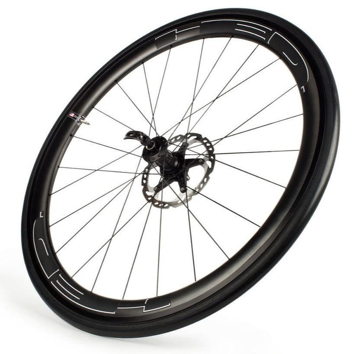 HED Jet 4 Plus Disc Brake Road Wheelset