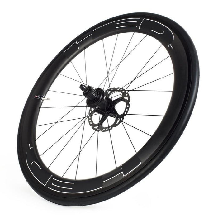 HED Jet 6 Plus Disc Brake Road Wheelset