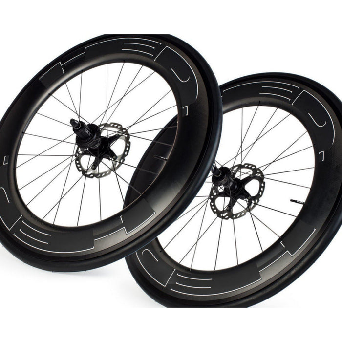 HED Jet 9 Plus Disc Brake Road Wheelset