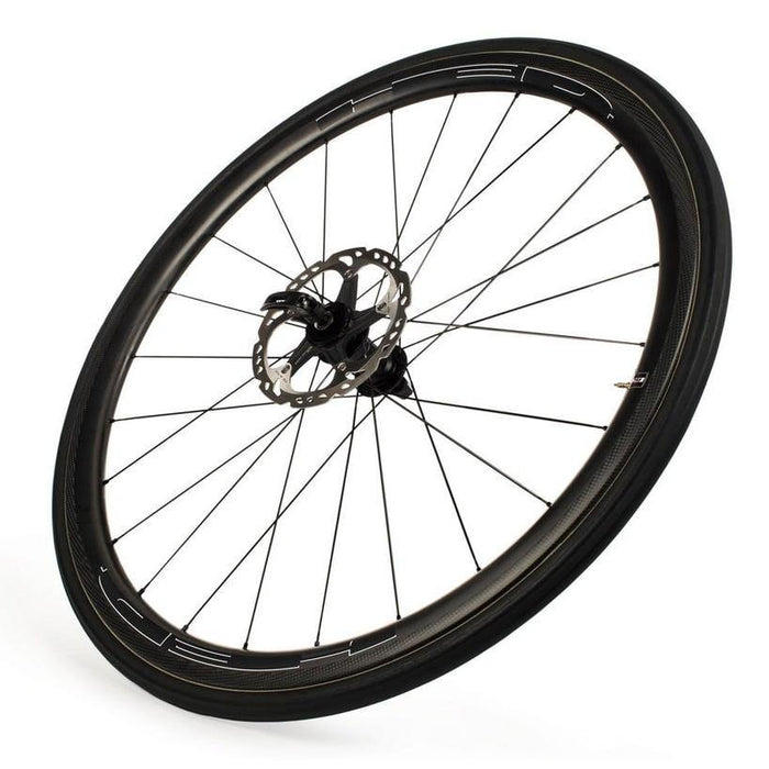HED Stinger 3 Tubular Disc Brake Road Wheelset