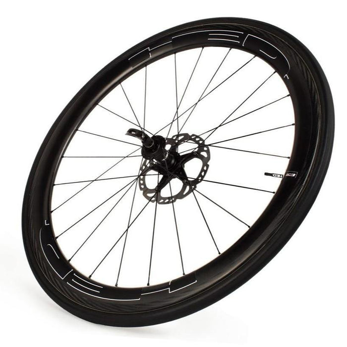 HED Stinger 5 Tubular Disc Brake Road Wheelset