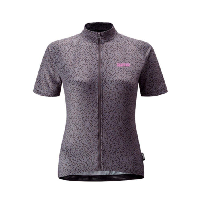 Chapeau! Soulor Pattern Woman Jersey - Flint Grey