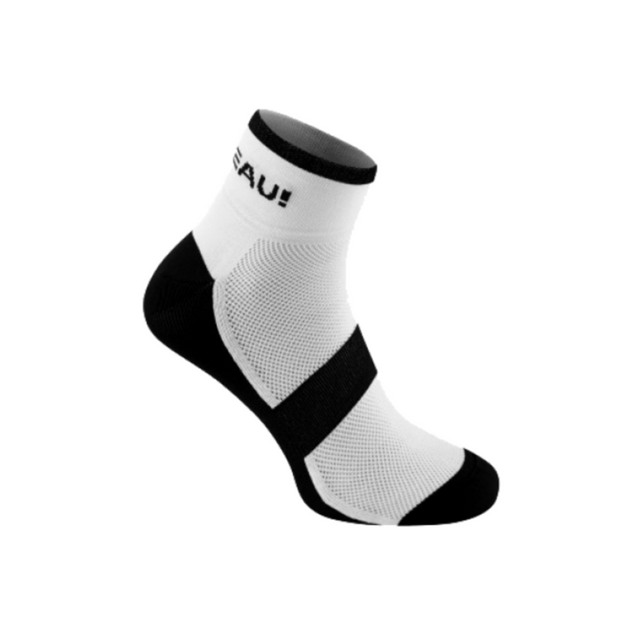 Chapeau! Lightweight Sock - Black White