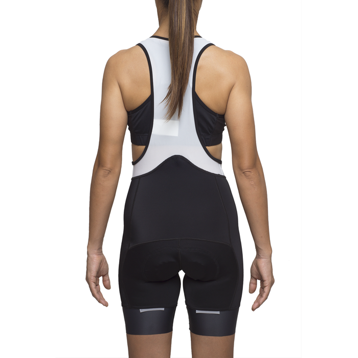 RedWhite The BIB Women Bibshort