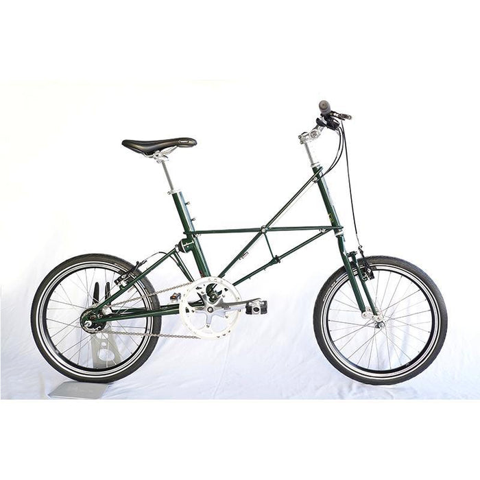 Moulton TSR A8 - Forest Green