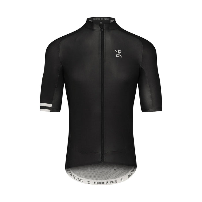 Peloton de Paris Recon Jersey - Black