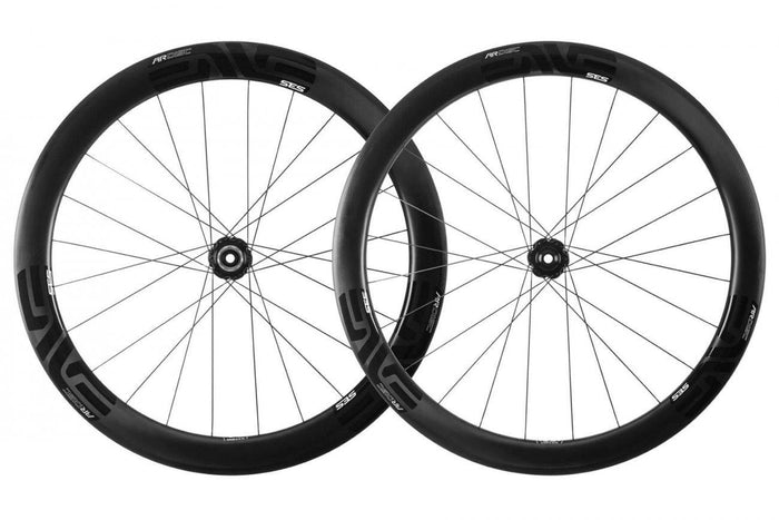 ENVE SES 4.5 AR Carbon Tubeless Clincher Road Disc Wheelset - Chris King R45 Ceramic Hub