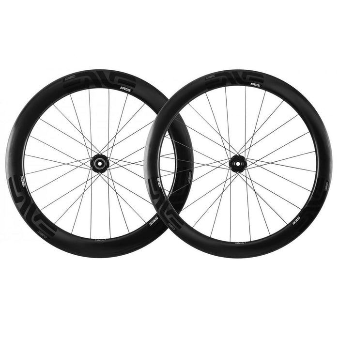Enve SES 5.6 Carbon Clincher Road Disc Wheelset - Chris King R45 Ceramic Hubs