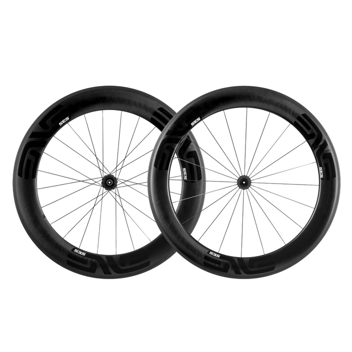 Enve SES 7.8 Carbon Clincher Road Wheelset - Chris King R45 Ceramic Hubs