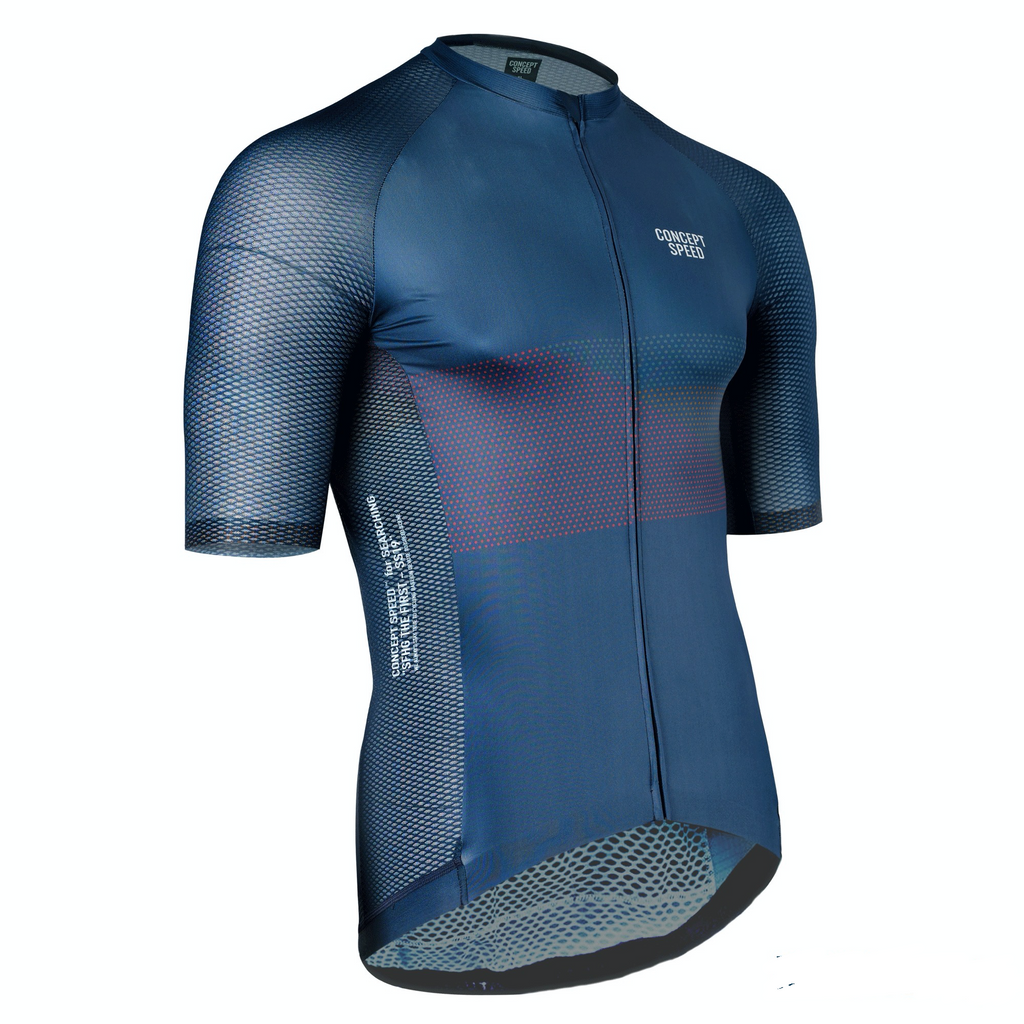 Concept Speed (CSPD) Searching For Higher Ground Jersey - Navy