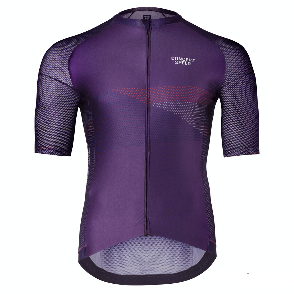 Concept Speed (CSPD) Searching For Higher Ground Jersey - Purple