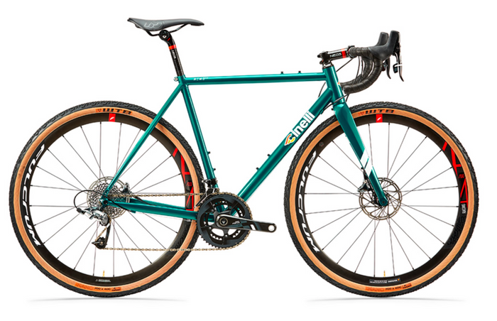 Cinelli Nemo Gravel - Green