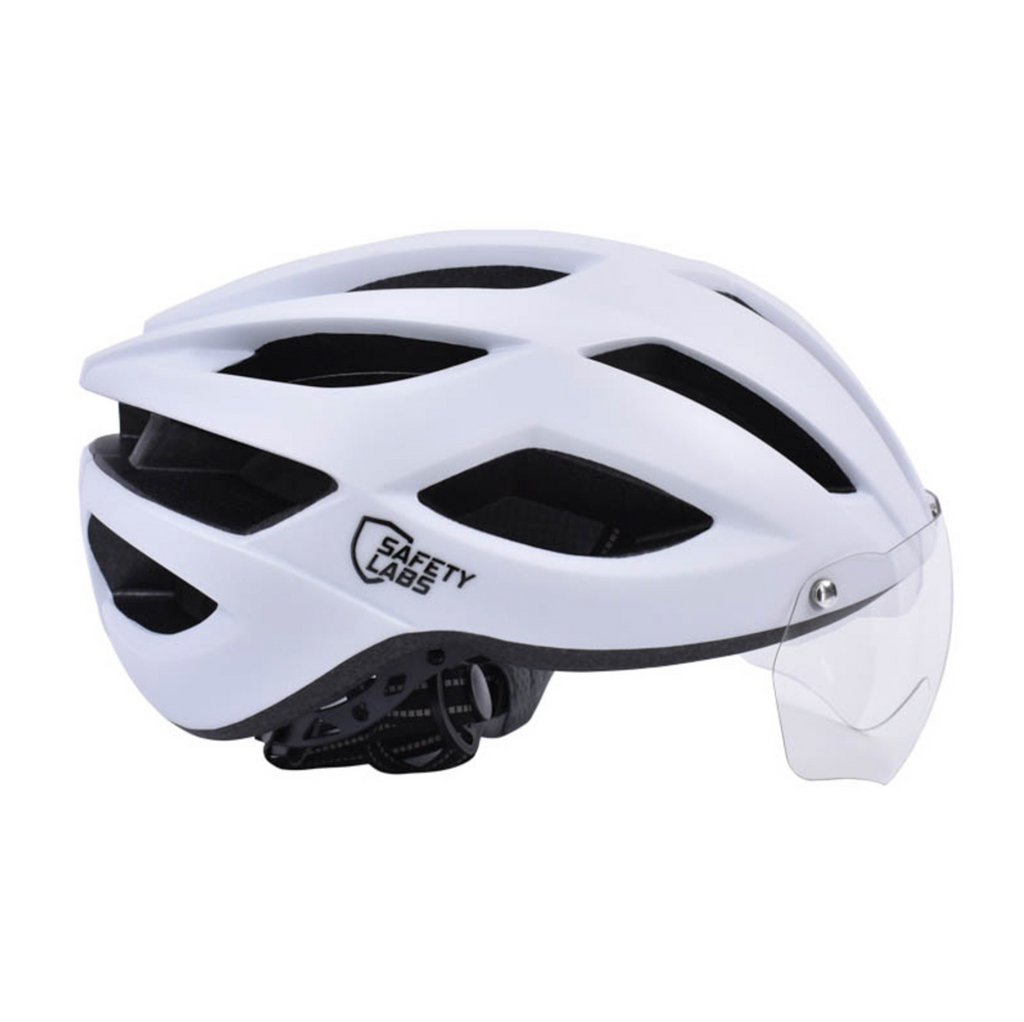 Safety Labs Expedo Helmet - Matt White