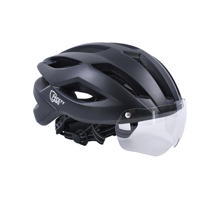 Safety Labs Expedo Helmet - Matt Black