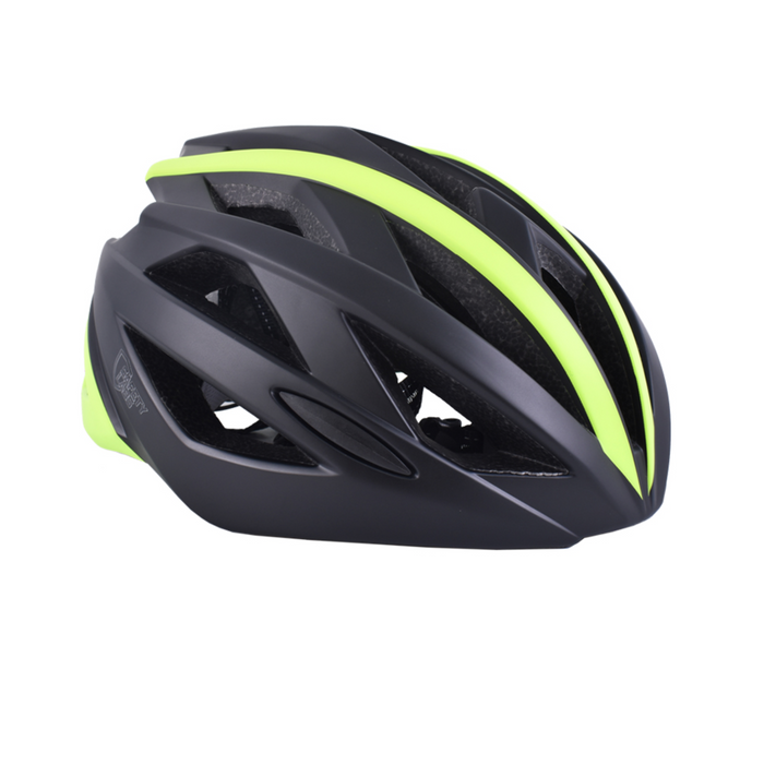 Safety Labs Xeno Helmet - Matt Black/Yellow