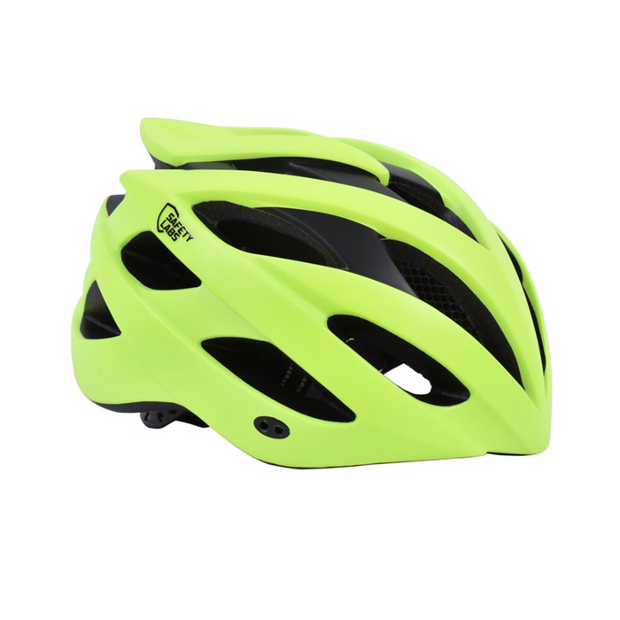Safety Labs Avex Helmet - Matt Neon Yellow