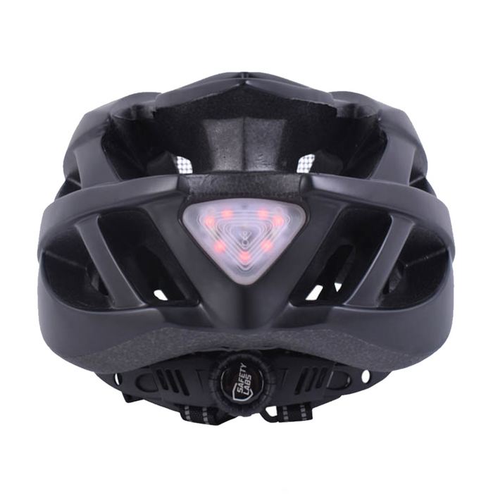 Safety Labs Avex LED Light Helmet - Matt Black