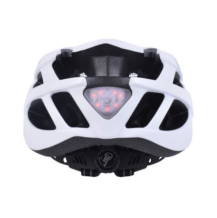 Safety Labs Avex LED Light Helmet - Matt White