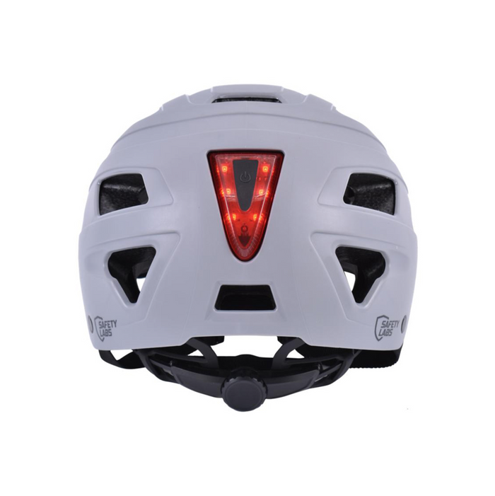 Safety Labs E-Bahn Helmet - Matt Grey