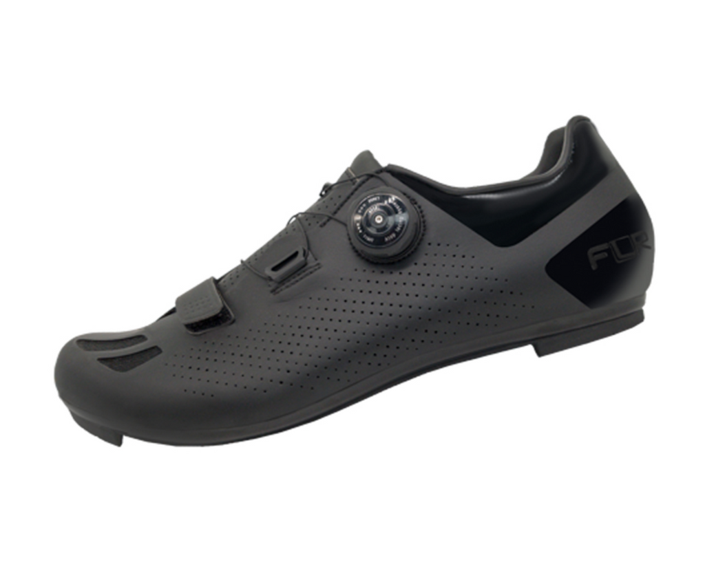 FLR F-11 Road Shoes - Black