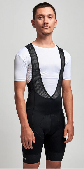 Milltag Black Pro Bibshort - SpinWarriors