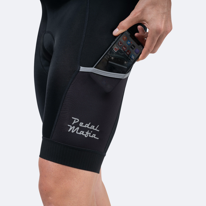Pedal Mafia Core Tourer Bibshort